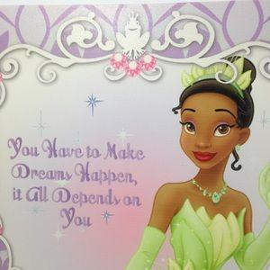 "Princess Tiana Picture Wall Art 16""L x 16""H x 3/4"""